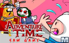 Adventure Time: Saw Game