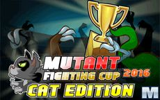 Mutant Fighting Cup 2016 Cats