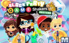 Block Party: Game Shakers Edition