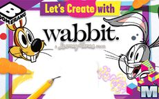Let's Create with Wabbit