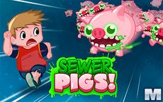 Gamer's Guide Sewer Pigs!