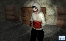 Jeff The Killer Horrendous Smile