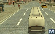 Highway Bus Drive Simulator