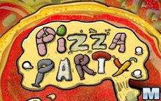 Pizza Cooking: Pizza Party